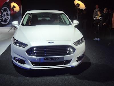 2013 Ford Mondeo Hybrid