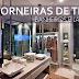 Torneira de teto – veja banheiros/lavabos lindos com essa tendência + dicas!