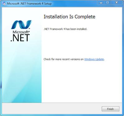 Download Net Framework Versi 3.5, 4.5 SP1, SP3