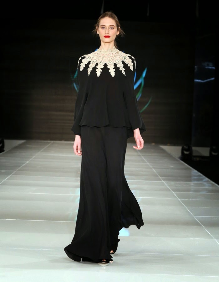 בלוג אופנה Vered'Style - שבוע האופנה גינדי תל אביב, יום התצוגות הראשון