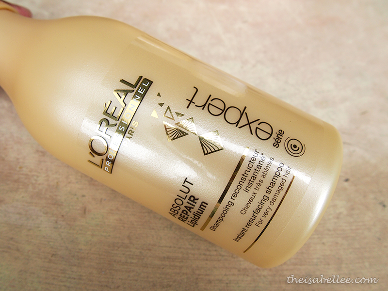 L'Oreal Absolut Repair Lipidium shampoo