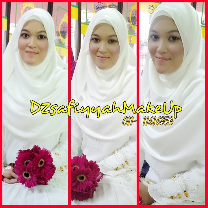 DZ SAFIYYAH MAKE UP -BEAUTY & WELLNESS