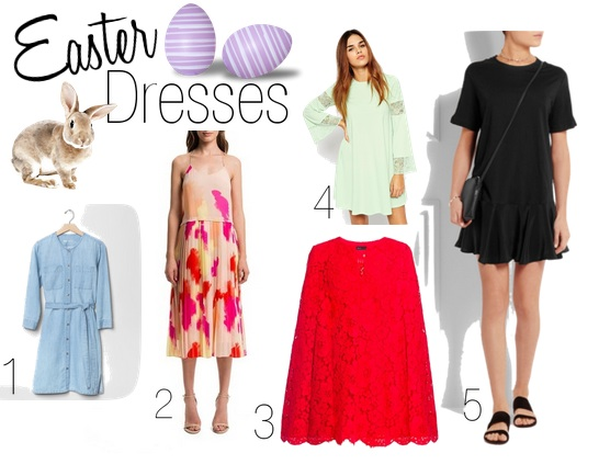 Effortless Easter dresses