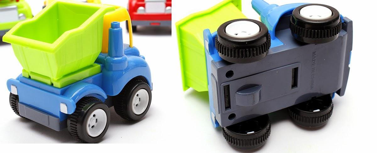 xe công trình mini cho bé