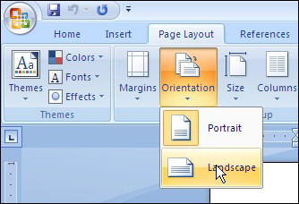 create a certificate in word