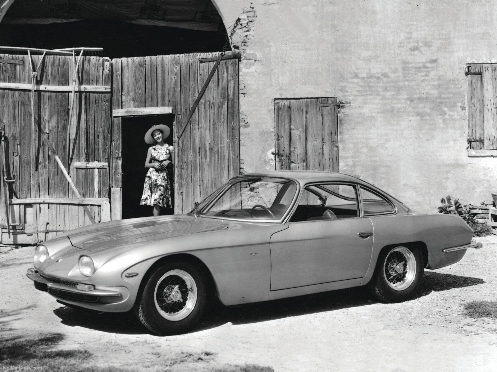 Hình ảnh siêu xe Lamborghini 350 GT 1964 & nội ngoại thất