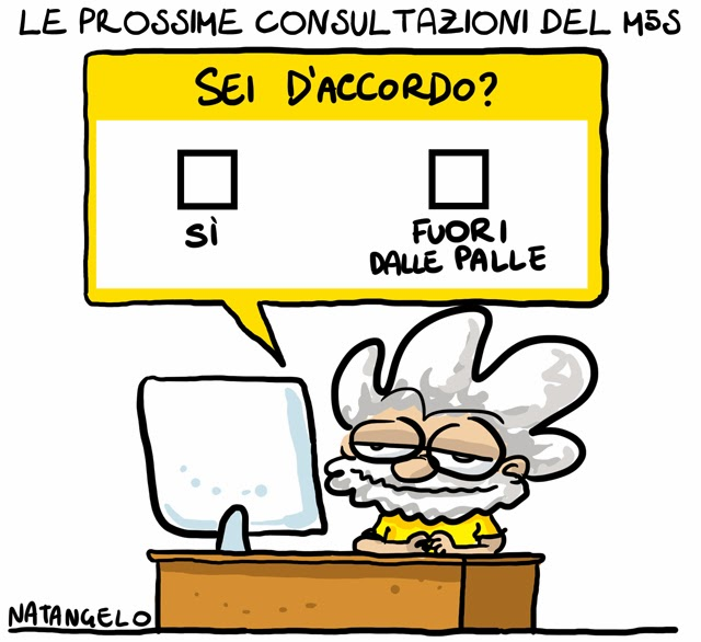 M5s fuori dalla balle