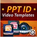 TEMPLATE VIDEO PPT ID