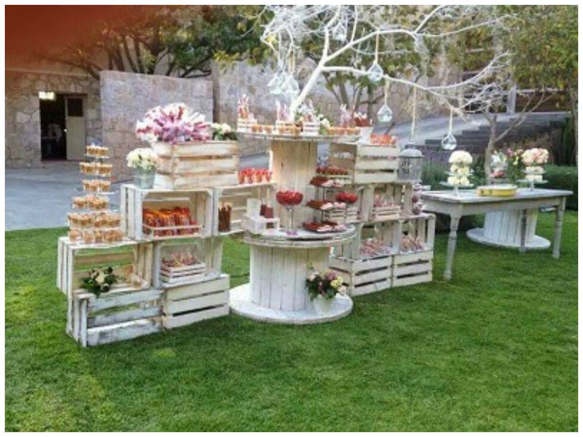 4 ideas mesas para tu mesas dulces swikar candy - Ideas para decorar mesas de chuches ...