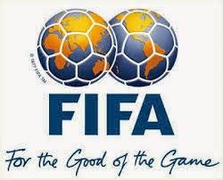 Ranking Dunia FIFA November 2014