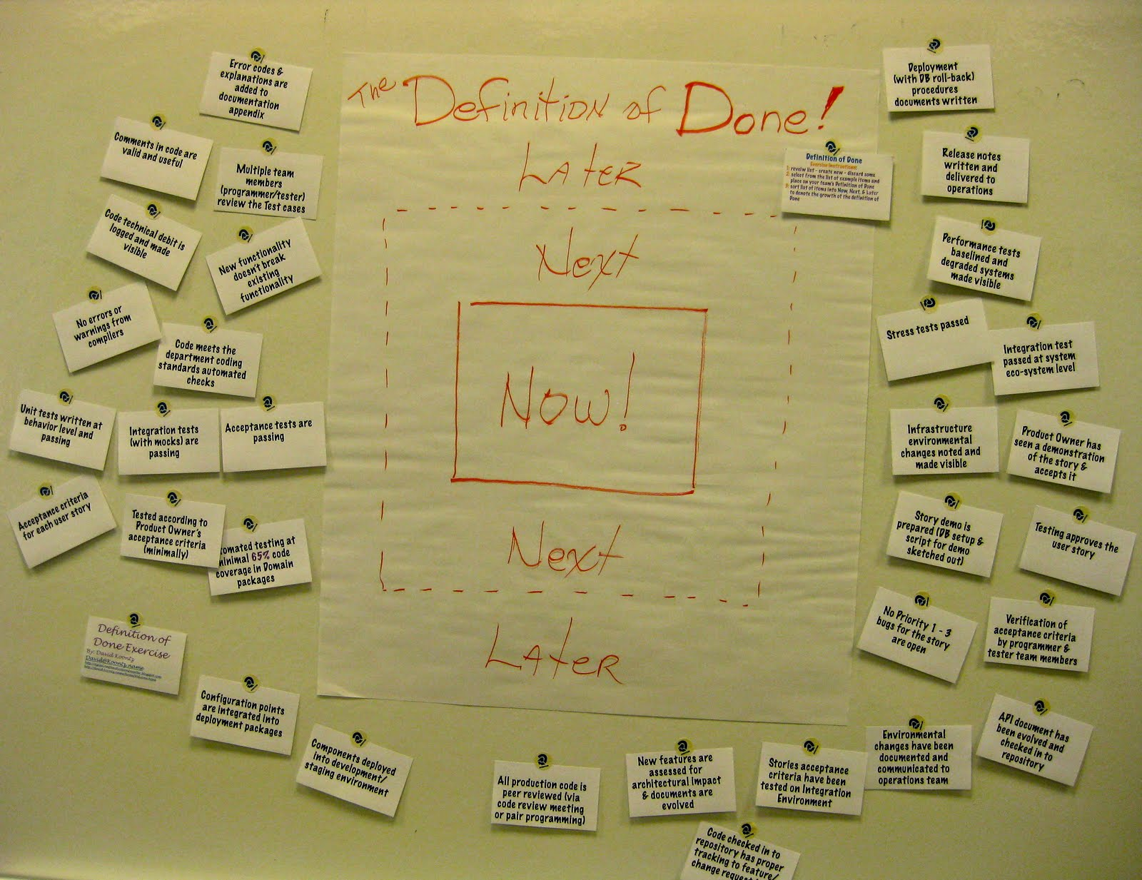 scrumdesk scrum definition of ready example