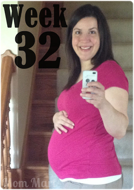 Pregnancy Week 32