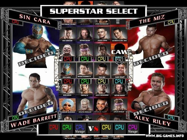 wwe raw 2016 pc game