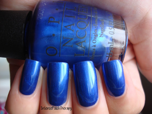 OPI - Blue My Mind