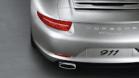 2012 Porsche 911 Carrera Coupe (911 not 998) Rear Lighting
