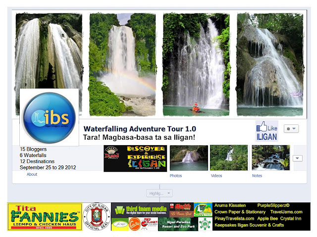 Iligan waterfall tour