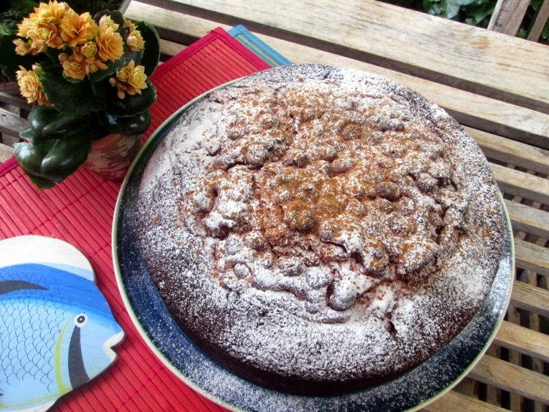 torta al cioccolato ...delle uova di pasqua