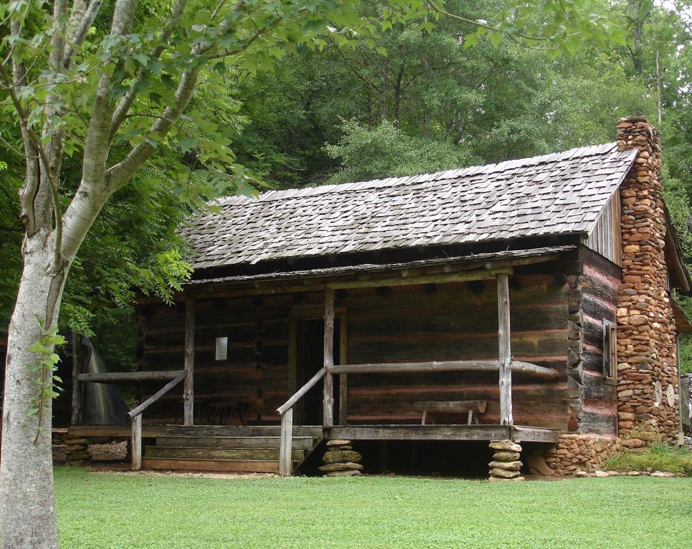 Blue starr gallery hagood mill for Mill log
