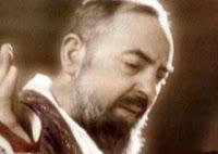 """Me quedaré en las puertas del Paraíso hasta que todos mis hijos entren al Cielo""""."""