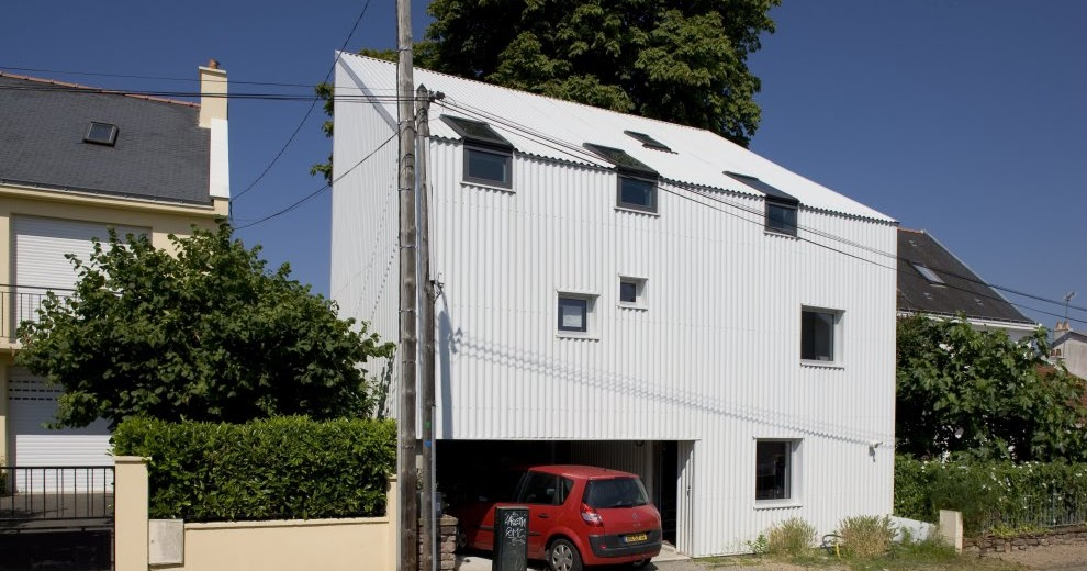 A f a s i a berranger vincent architectes for B architecture nantes