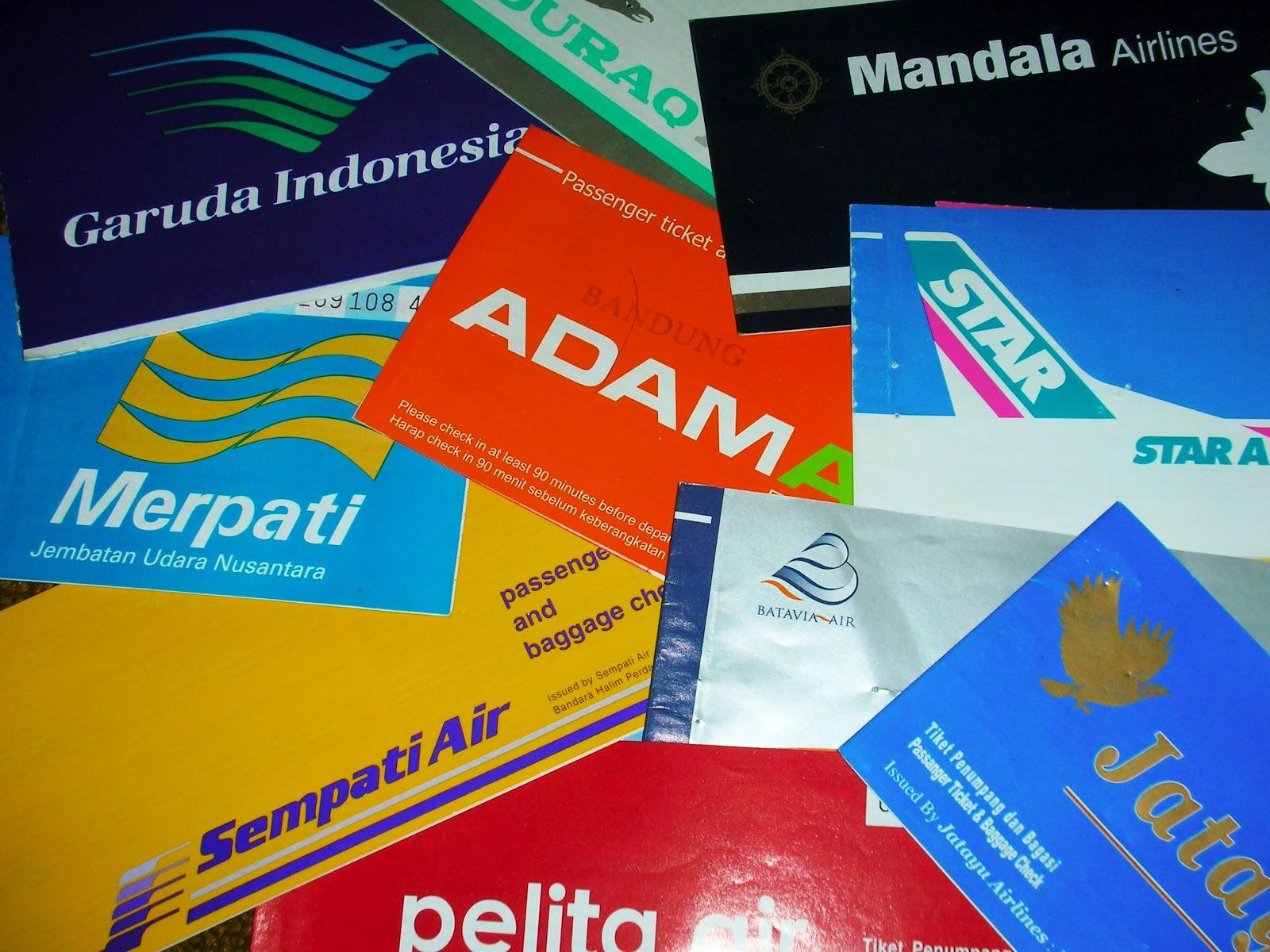Daftar Harga Tiket Pesawat Murah Terbaru 2012. Info Promo Tiket