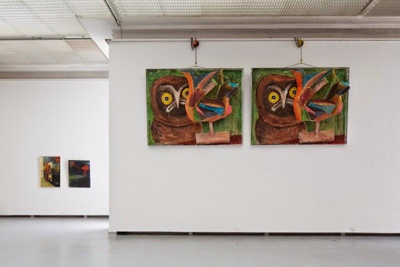 Steinar Haga Kristensen at Contemporary Art Centre