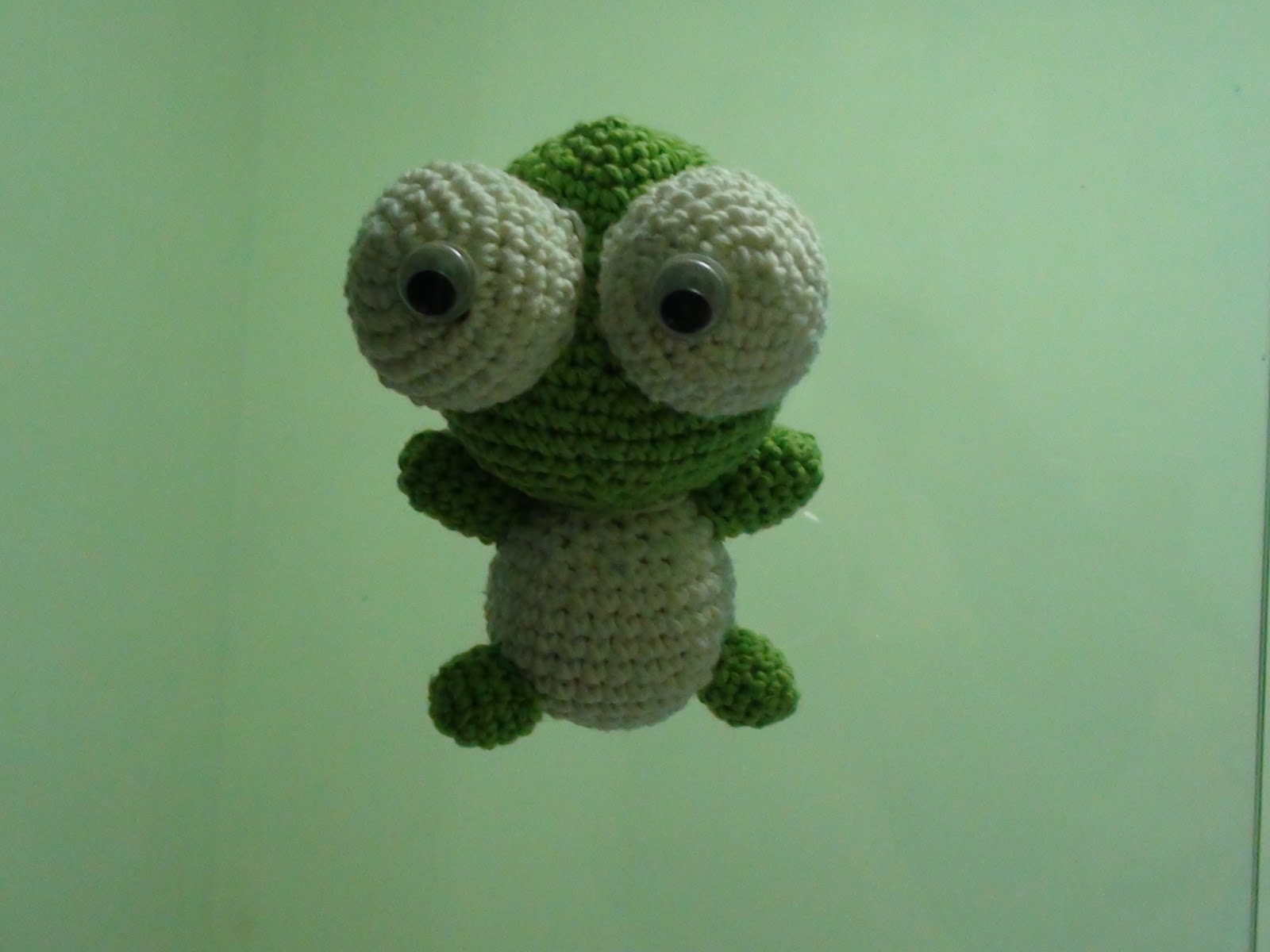 Free Super Mario Amigurumi Patterns : Go Crochet!: keroppi amigurumi