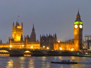 Once upon a time in London...