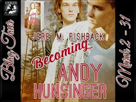 Becoming Andy Hunsinger by Jere' M. Fishback
