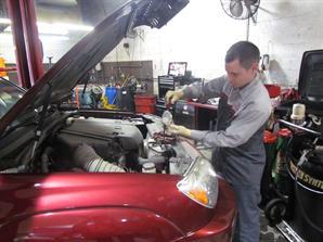 Lou Fusz Service Repair