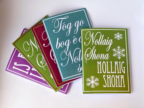 Christmas Cards Mindful Productivity