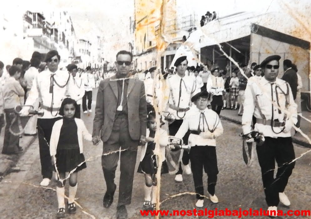 RECUERDOS DE PAQUITO GAMAZA MUÑOZ