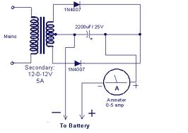 ammeter-battery=charger