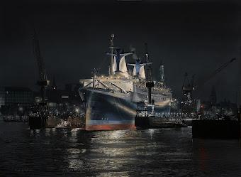 ROBERT LLOYD - Marine Artist