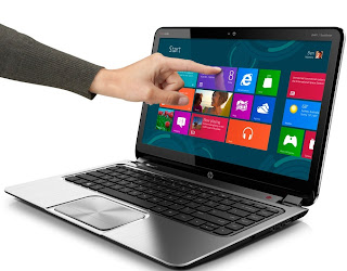 HP Envy TouchSmart Ultrabook 4-1118tu