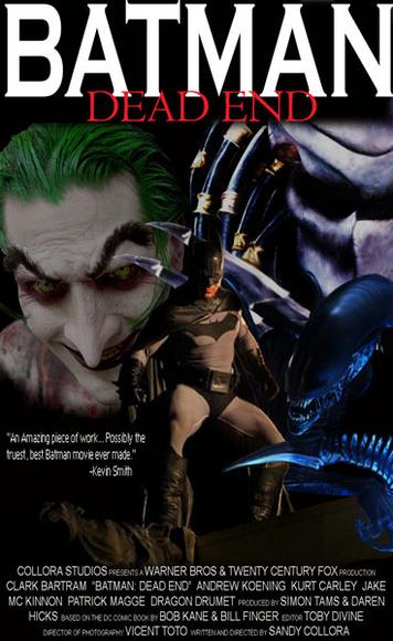 Batman - dead end с русскими субтирами