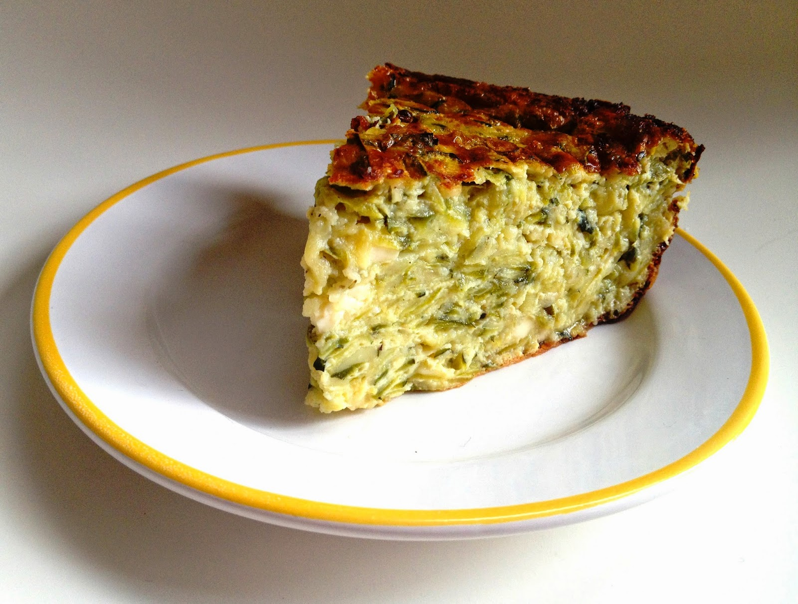 Souffle of zucchini. Cooking recipes 2