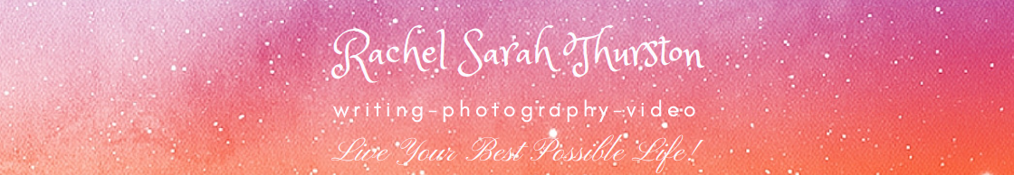 Rachel Sarah Thurston portrait, events, travel and wedding photography and travel/lifestyle writing