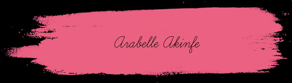Arabelle Akinfe