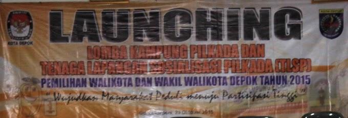 Lomba Kampung Pilkada Libatkan 7 OPD
