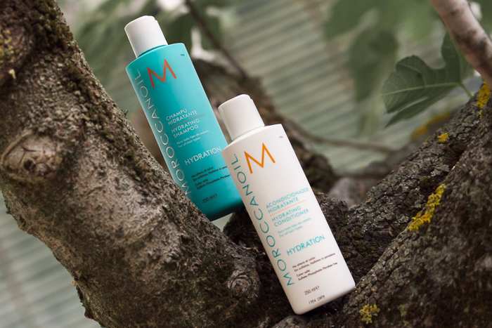 Hydrating Conditioner:  250ml  Moroccanoil