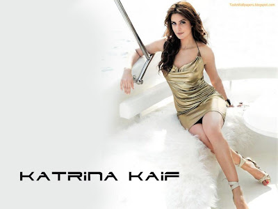 Katrina Kaif item girl Chikni Chameli Wallpapers