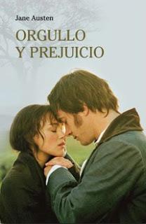 novela romantica Orgullo y prejuicio