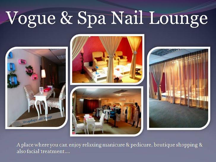 Vogue & Spa Nail Lounge