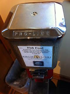 Racao+de+Peixe+3+ +Orvis Referências Vending Machines   EUA (parte #1)