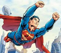 DC Saga #3 - Superman face à une créature de glace.