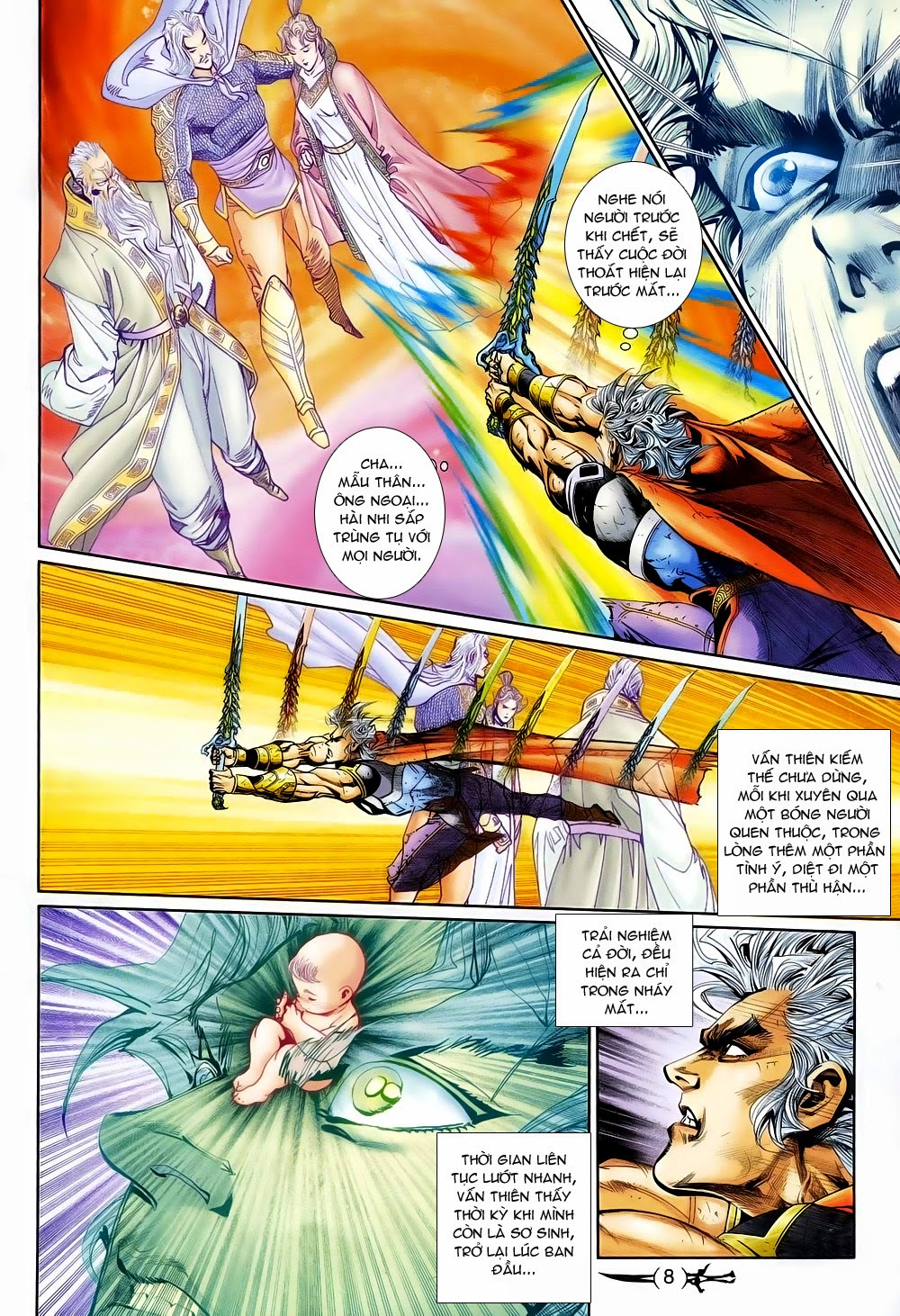 Thần Binh Huyền Kỳ II Chap 100 - Trang 7