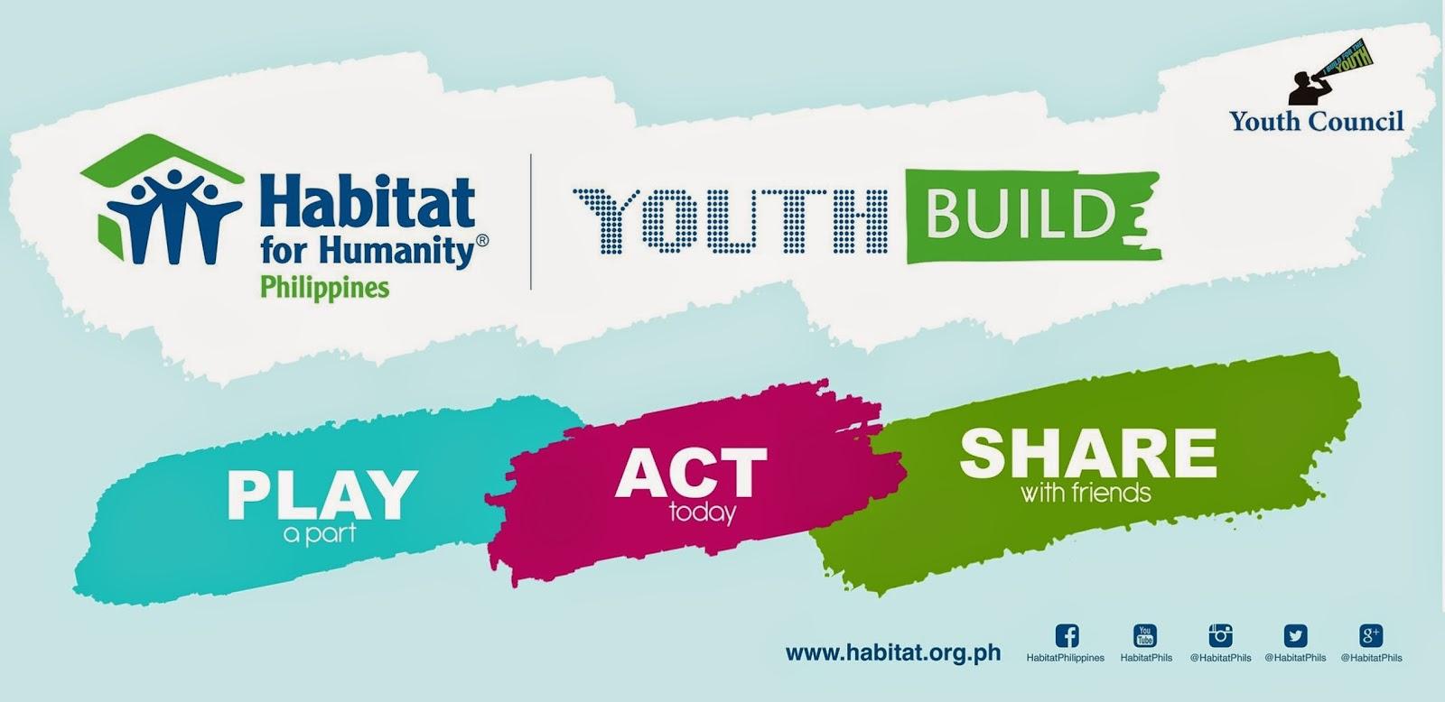 Habitat Youth Build 2015