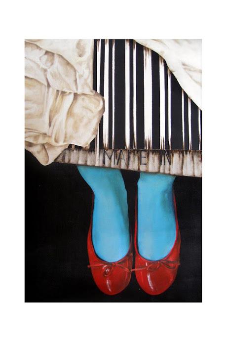 """""""Zapatos rojos"""" 2012"""