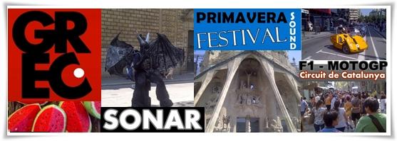 Barcelona-eventos
